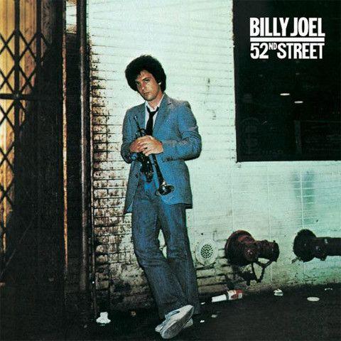 Billy Joel 52nd Street – Knick Knack Records