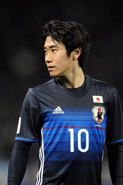 Shinji Kagawa.  Japan NT.