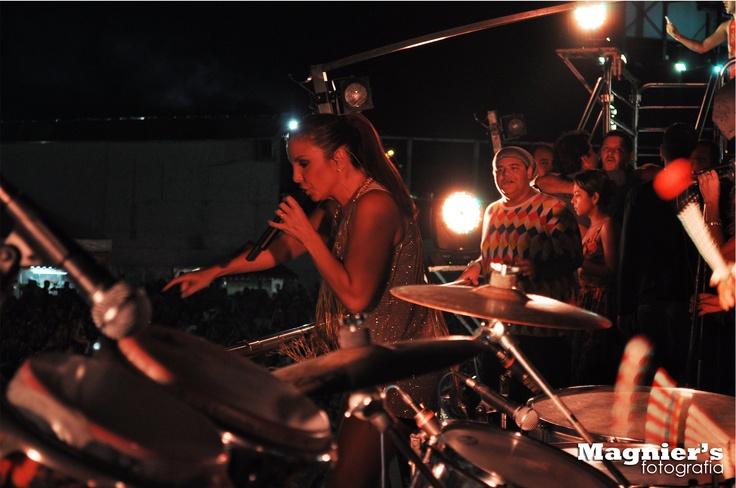 Iguassú Axé com Ivete Sangalo - 1º de abril de 2012 - Riosampa