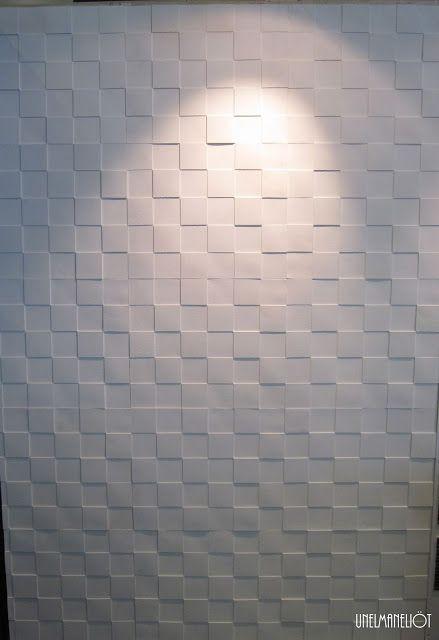 Unelmaneliöt: syyskuuta 2015 (WALL+ valkoinen PUU -sisustuslaatta)