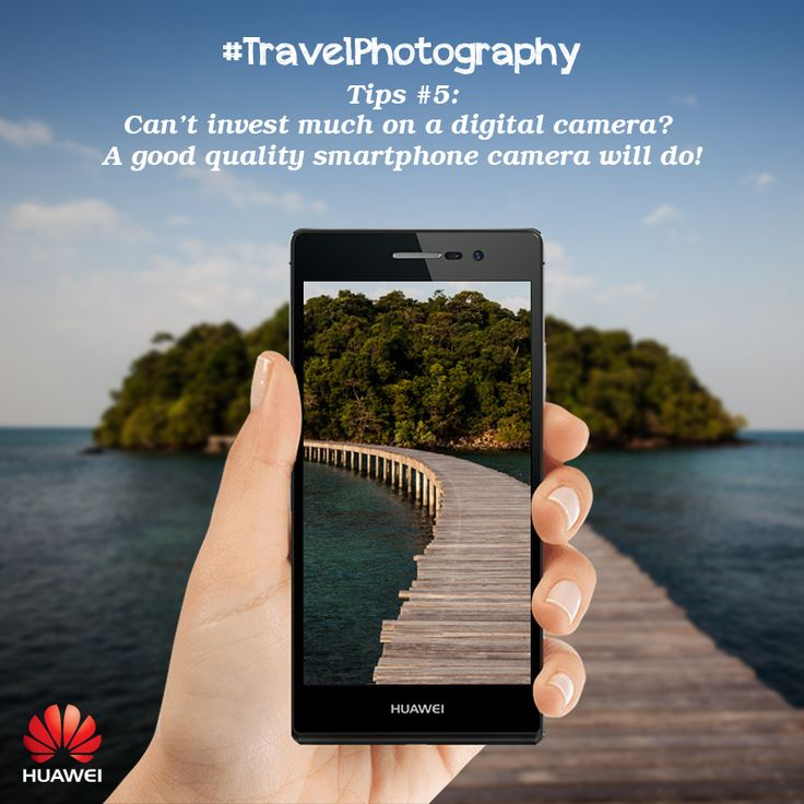 And with a camera like that of Ascend P7 you won't need any SLRs or DSLRs!  ‪#‎PhotographyTip‬ ‪#‎Huawei‬