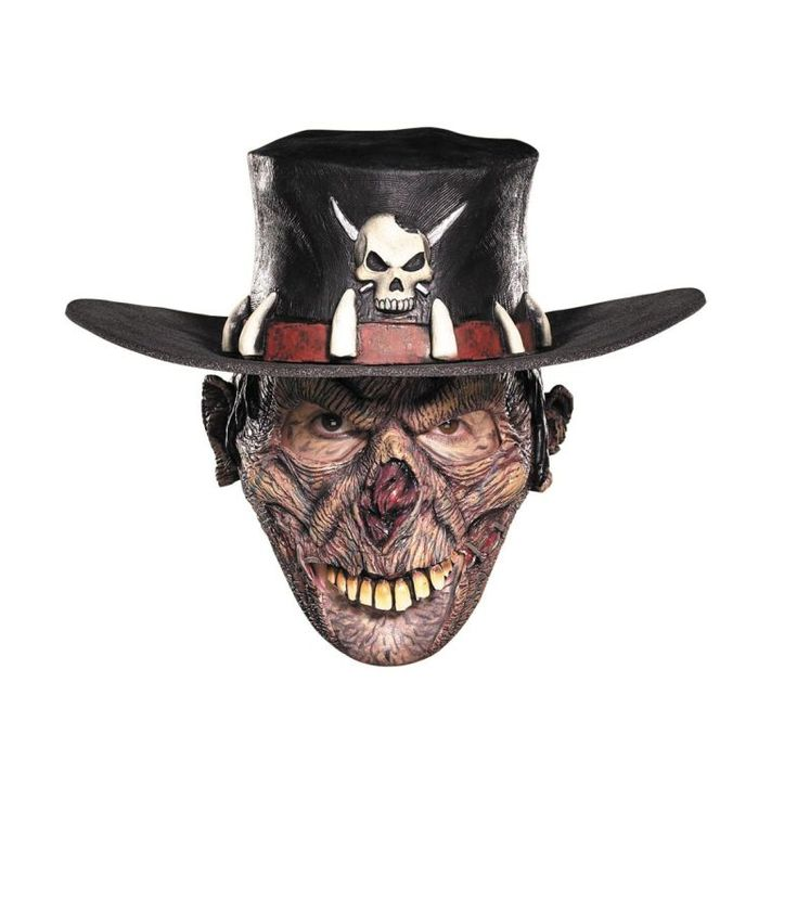 Cool Costume Accessories Outback Zombie Mask just added...
