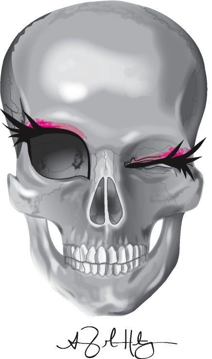 Skull by amymh on DeviantArt