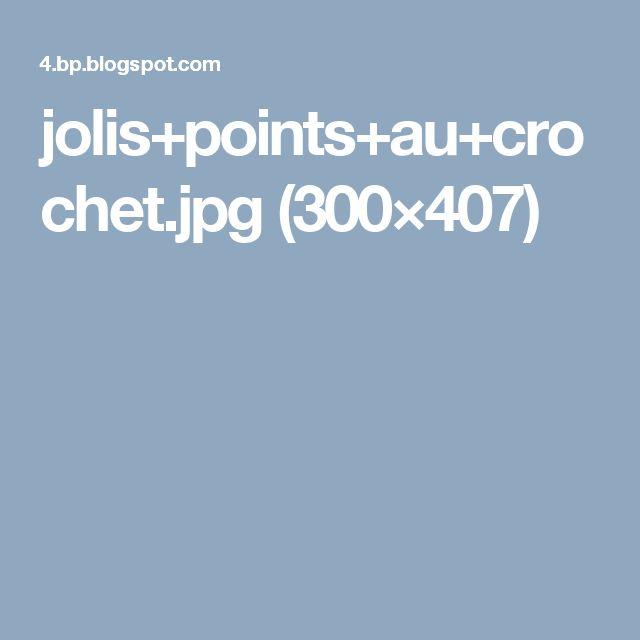 jolis+points+au+crochet.jpg (300×407)