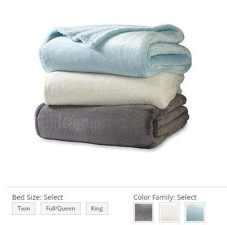 Colormate Fluffy Fleece Blanket - All sizes- even King - $10.39 at Sears #LavaHot http://www.lavahotdeals.com/us/cheap/colormate-fluffy-fleece-blanket-sizes-king-10-39/141166?utm_source=pinterest&utm_medium=rss&utm_campaign=at_lavahotdealsus