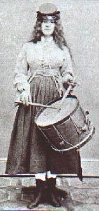 Women Soldiers of the American Civil War