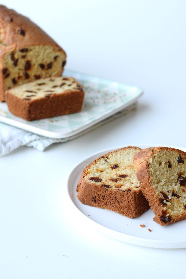 Recept: rozijnenbrood