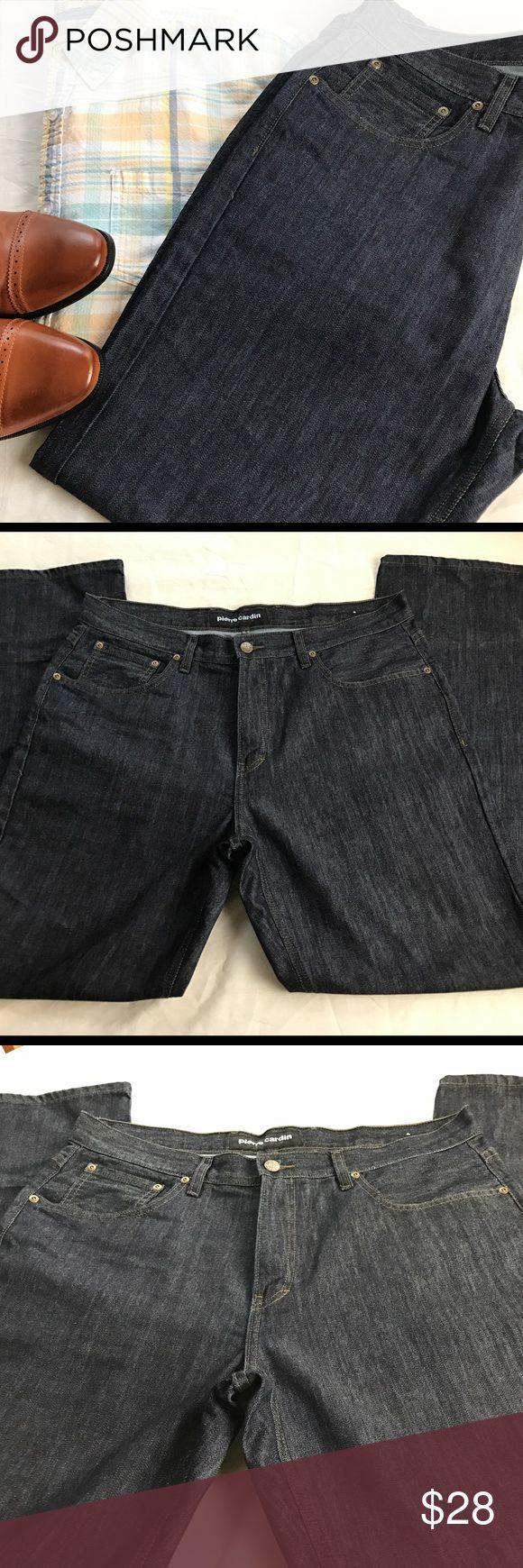 🎉HOST PICK🎉 Pierre Cardin Blue Jeans ✨Pierre Cardin Blue Jeans in size 38 in NEW condition ✨ Pierre Cardin Jeans Straight