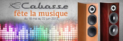 Du 18 mai au 22 juin, Cabasse vous propose de préparer la fête de la musique en découvrant en magasin leur nouvelle gamme d'enceintes colonne Egéa 3  et Iroise 3 en gamme Grand Brillant.   #cabasse   #Egea   #Iroise   #grandbrillant   #enceinte   #Hifi   #speaker