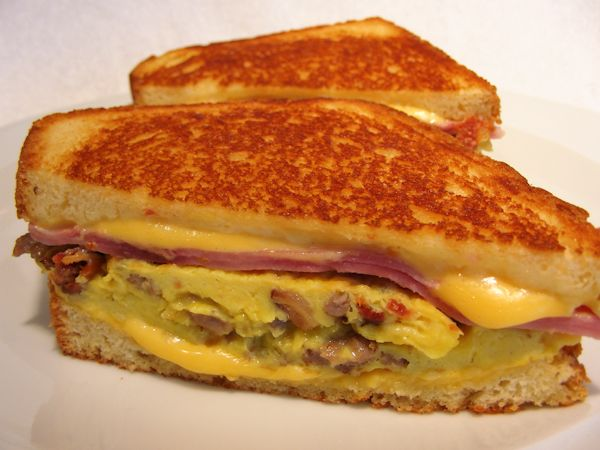 Denny's Grand Slamwich - recipe by Todd Wilbur's Top Secret Recipes