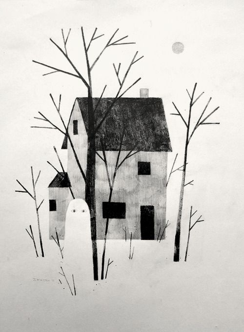 House Ghost by Jon Klassen