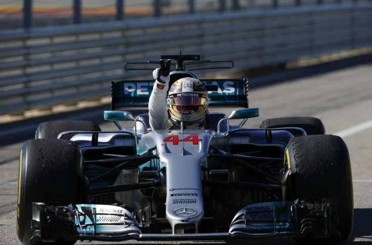 #F1 : Sieg für Lewis Hamilton vor Ferrari-Pilot Vettel in Austin - Mercedes-Benz Passion Blog / Mercedes Benz, smart, Maybach, AMG