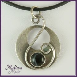 Pendant Created by Melissa Muir