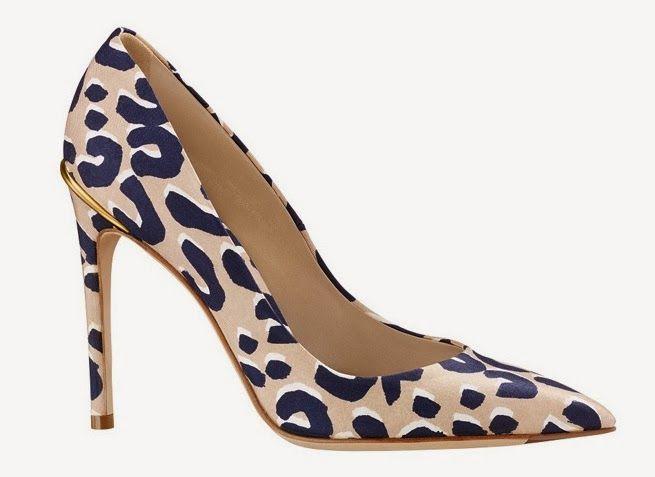 Atractivos Zapatos de salón Eyeline de Louis Vuitton http://www.hilydesigns.com/2014/02/atractivos-zapatos-de-salon-eyeline-de.html