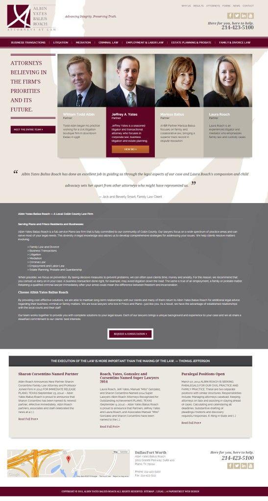 202 best Law Firm Web Design images on Pinterest Design websites - law firm brochure