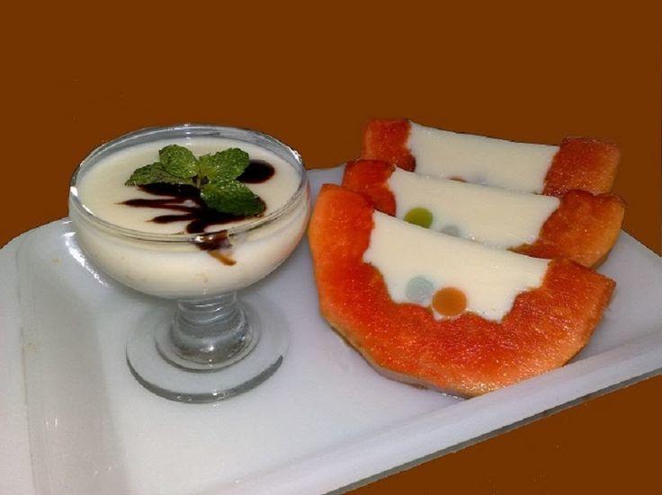 Resep Puding Pepaya dari anekaresepmasakannusantara.blogspot.com ini disamping Sehat juga enak lho.. Coba yuks.. :)