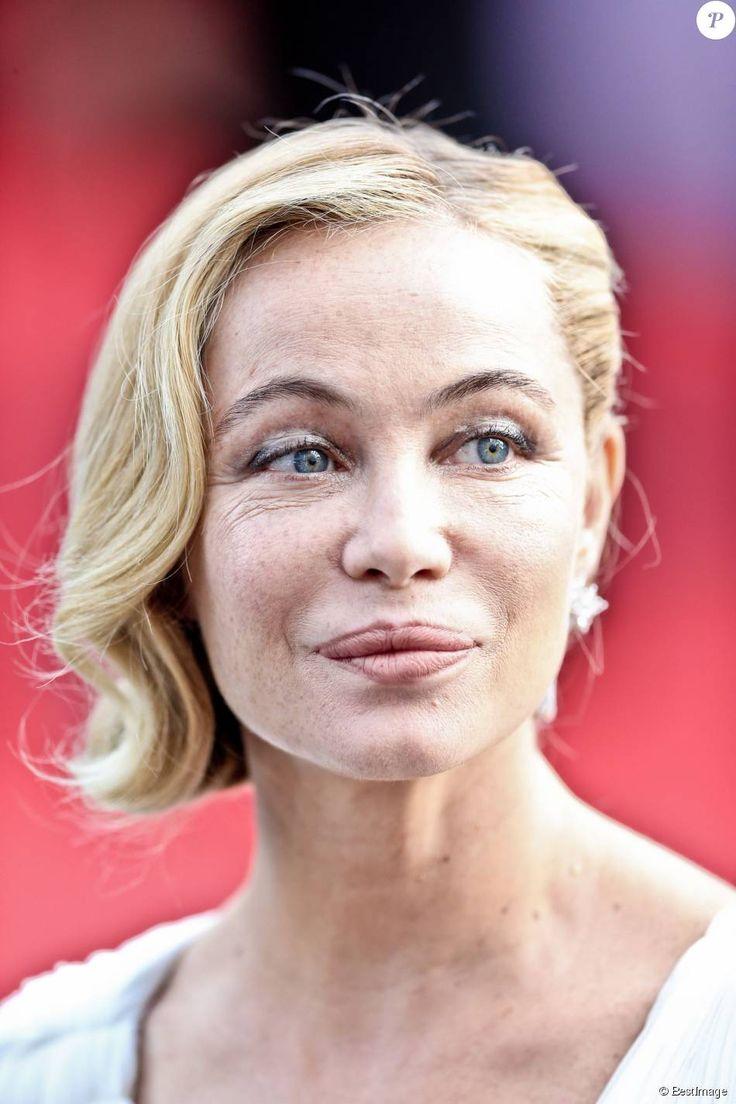 PHOTOS - Emmanuelle Béart - People au 68e festival du film ...