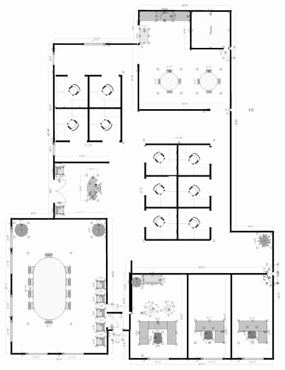Floor Plan Templates Free Beautiful Fice Layout Software Free Templates To Make Fice Plans Free Floor Plans Office Floor Plan Floor Plan Layout