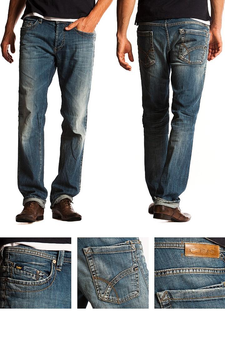 SS13 Men's Jeans. Fit: straight Model: Hacker RVS