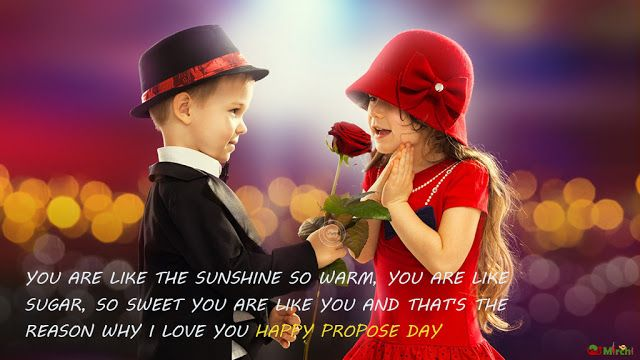 propose day wishes for ex girlfriend