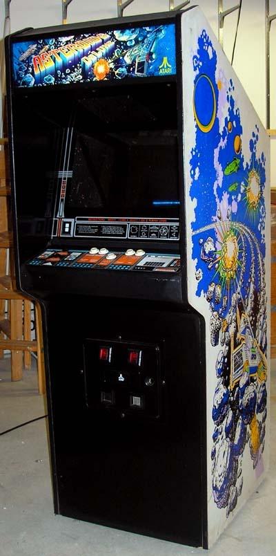 asteroids arcade online - photo #43