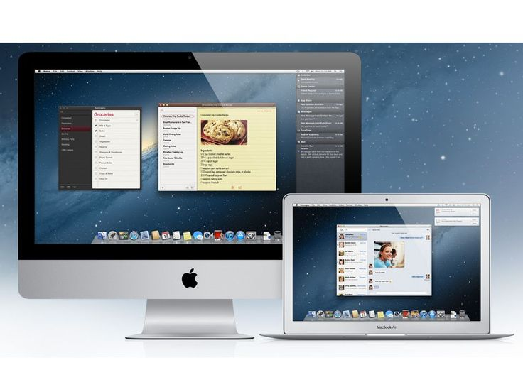 Apple unveils Mac OS X Mountain Lion