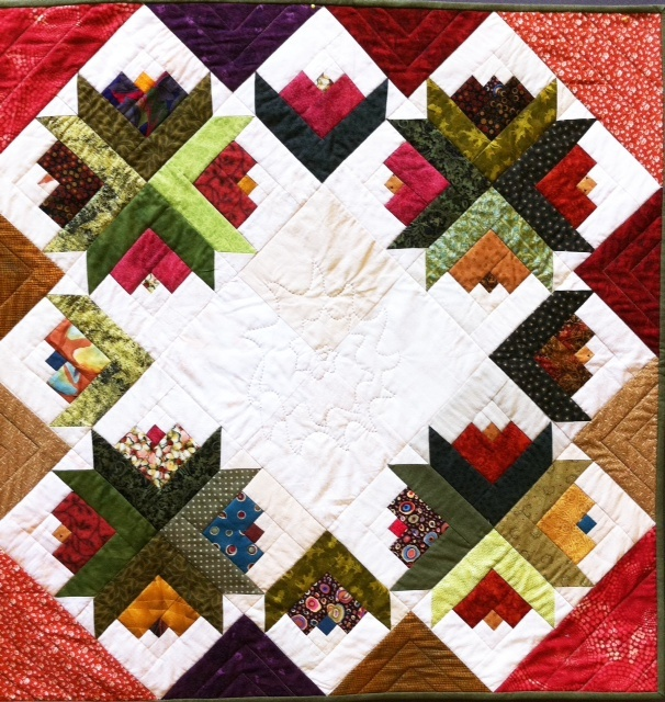 874 best images about Quilts - Log Cabin Variations on Pinterest Mini quilts, Quilt and Log ...