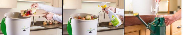 Urban Composter™ UK - Bokashi Composting