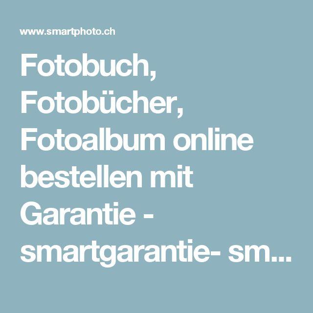 Fotobuch, Fotobücher, Fotoalbum online bestellen mit Garantie - smartgarantie- smartphoto der neue Name von ExtraFilm - Extra Film