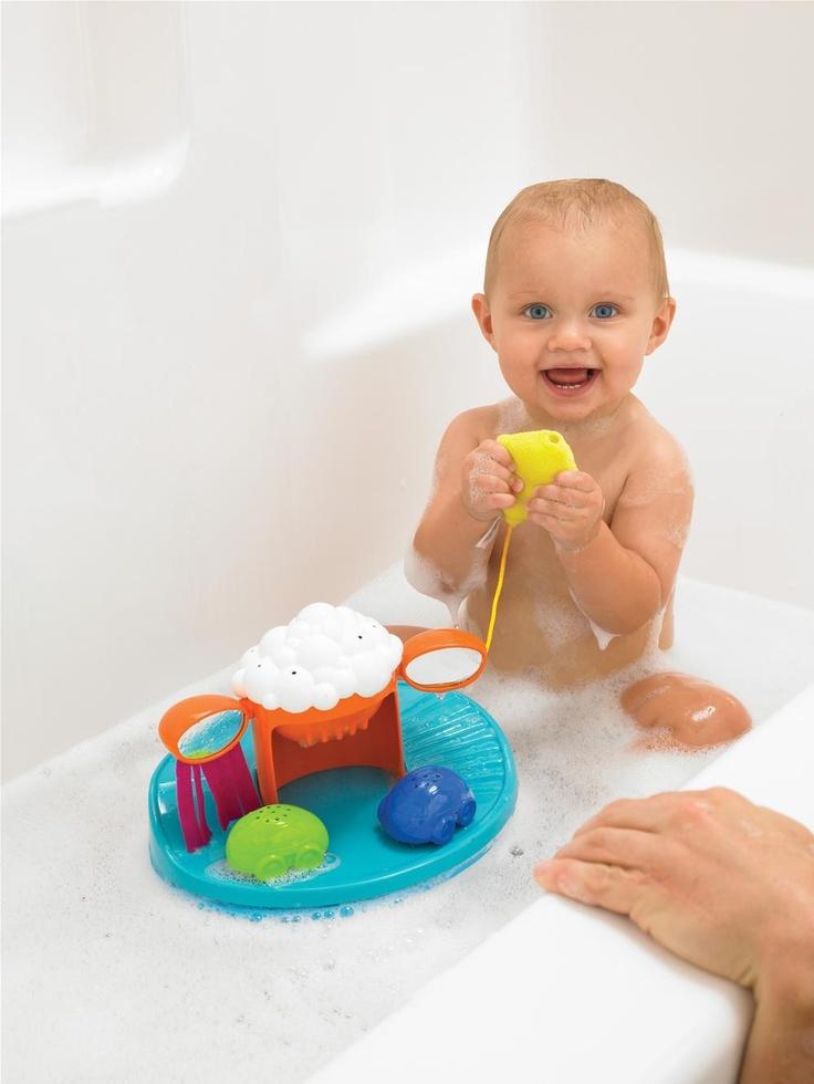 Bath time toy - 9+ Months - Scrub a Dub Car Wash