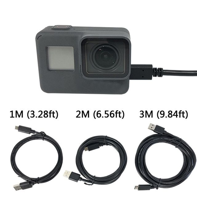 GoPro Camera Accessory Cable Camcorder Cable