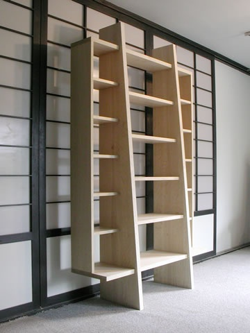Alan Hussey, Macalpine Bookcase.