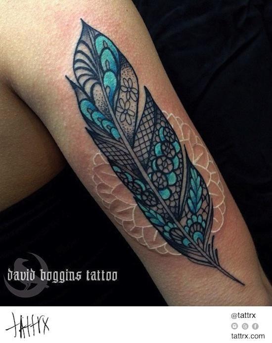 David boggins tattoo columbus ohio tattrx neotraditional for Tattoo columbus ohio