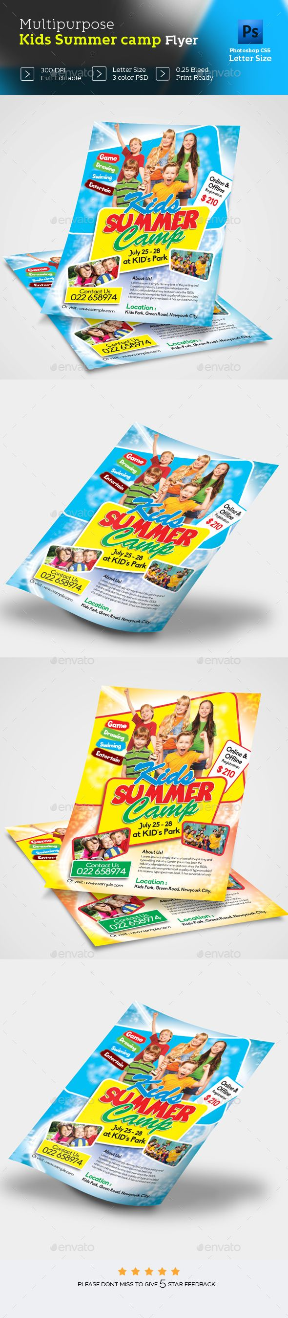 Best Flyer Images On   Flyer Template Booklet