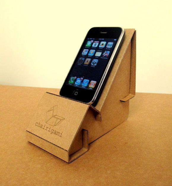 Chairigami - Móveis criativos feitos com papelão | ROCK'N TECH                                                                                                                                                                                 Mais