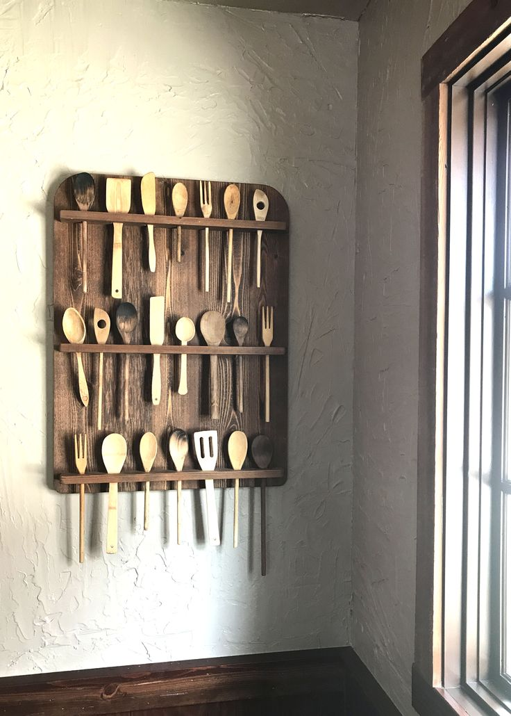 French farmhouse kitchen decor inspired by La Madeleine Restaurant. Easy home DIY for the creative homeowner. Rustic wood accents for the kitchen.