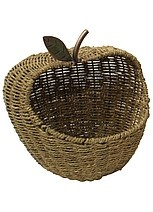 Baskets A Plenty Fruit Holder Brown