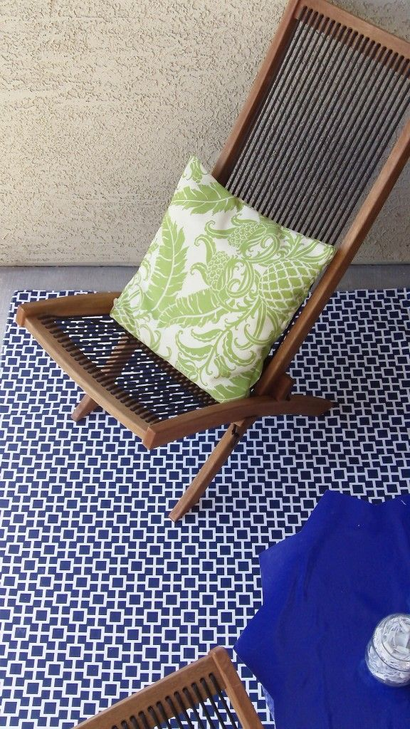 Area Rug In 20 Minutes For $25 Or Less: A Tutorial. Cheap Outdoor ...
