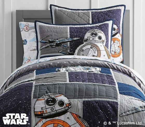 1000+ Ideas About Star Wars Bedding On Pinterest
