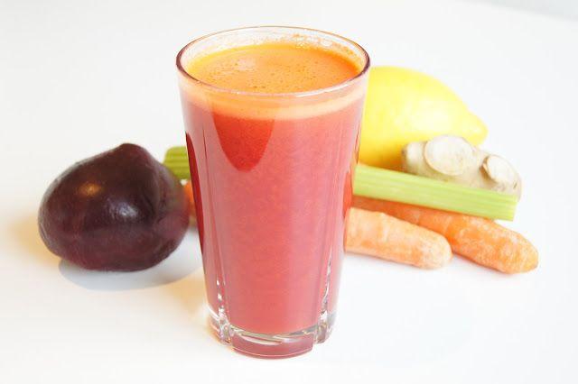 Ren Nytelse: Rød grønnsaksjuice proppfull av næringsstoffer