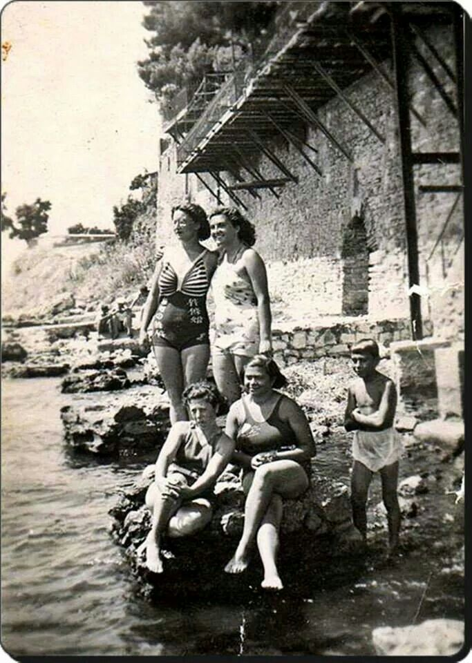 ✿ ❤ Bir Zamanlar İSTANBUL, Bakırkoy 1954