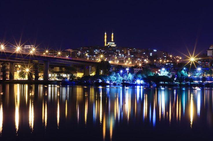 Istanbul- Ayvansaray-uzun pozlama