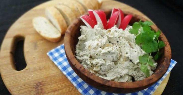 Pasta z makreli według przepisu Jamiego Olivera.