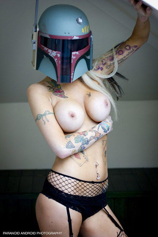 sexy nude starwars girls