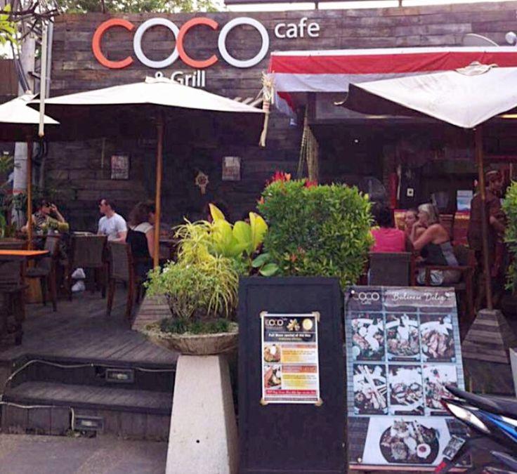 Seminyak, Bali - Bars: Coco Cafe, Jl Kayu Aya (10min walk)