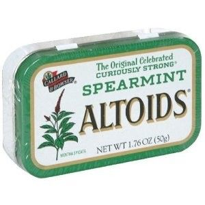 Altoids Spearmint - 12ct from CandyStore.com