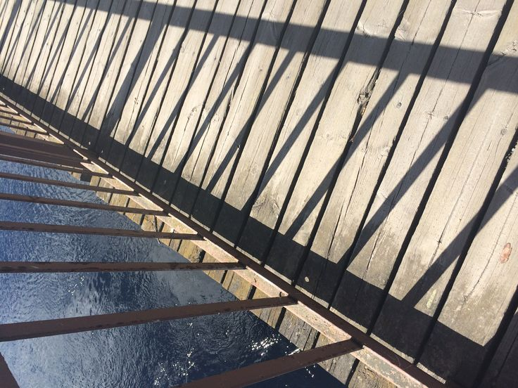 Vanhalta sillalta