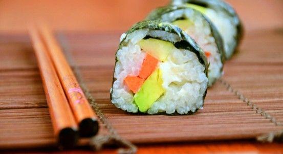 Sushi (Efsanevi Japon Yemeği) | Yemek Tarifleri