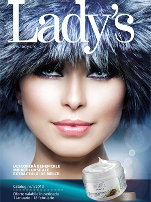 Catalog Ladys nr 1/2013