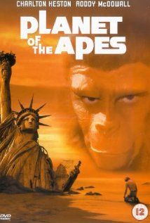 Planet of the Apes (1968) is my favorite Sci-Fi movie so far, and with Charlton Heston in it, it made it even better.